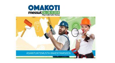 OmaKoti -messut 2018