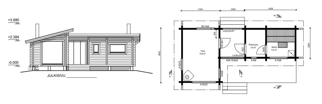 Sydän-sauna